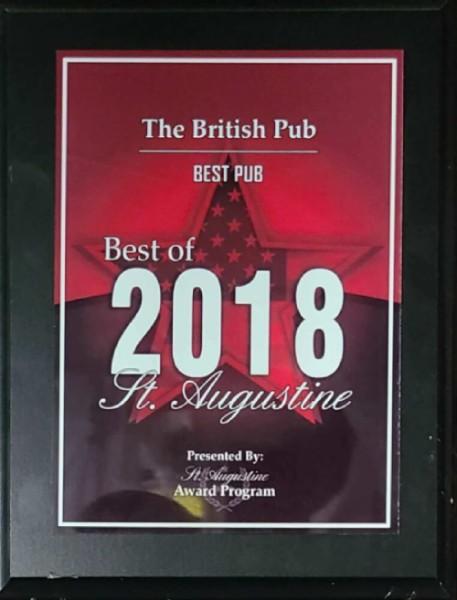 Best of 2018 | The Pub on Anastasia | St. Augustine, Florida