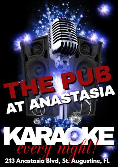 The Pub on Anastasia | St. Augustine, Florida