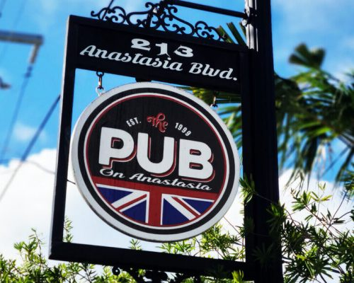 Best Karaoke in St. Augustine, Fl | The Pub on Anastasia
