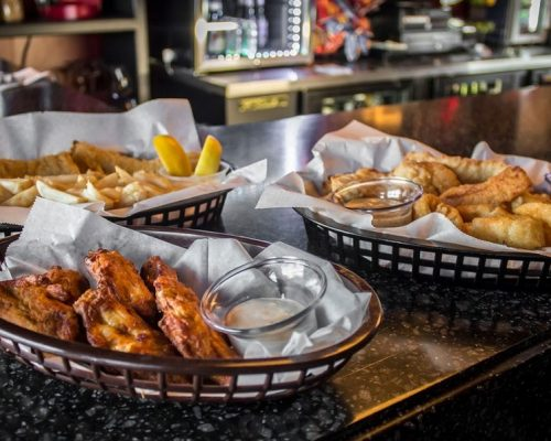 The Pub Grub | The Pub on Anastasia | St. Augustine, Florida